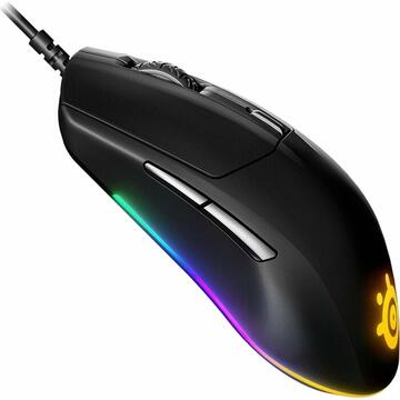 Mouse SteelSeries Rival 3 Gaming MouseBlack