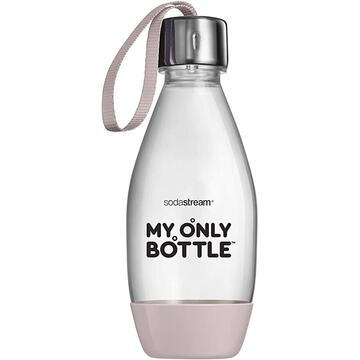 """SodaStream Sticla """"My only bottle"""", 0,5 L, plastic - pink"""