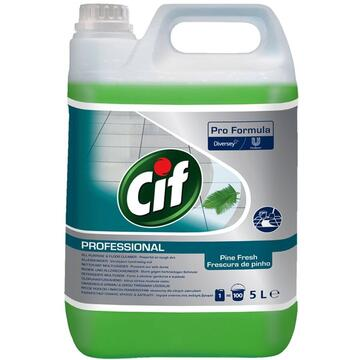 CIF Professional All-Purpose Cleaner Pine 5l