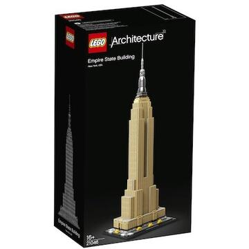 LEGO Architecture - Empire State Building 21046, 1767 piese