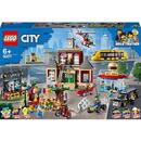 LEGO City Town - Main Square 60271, 1517 piese