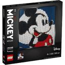 LEGO Art - Disney's Mickey Mouse 31202, 2658 piese