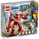 LEGO Super Heroes - Iron Man Hulkbuster contra AIM. Agent 76164, 456 piese
