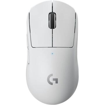 Mouse Logitech PRO X SUPERLIGHT Wireless Gaming Mouse White
