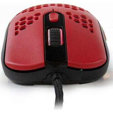 Mouse Arozzi FAVO Ultra Light black / red