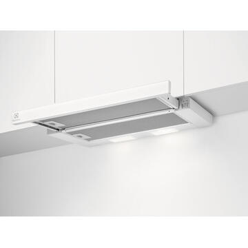 Hota Electrolux LFP316FW Built-in White 370 m³/h
