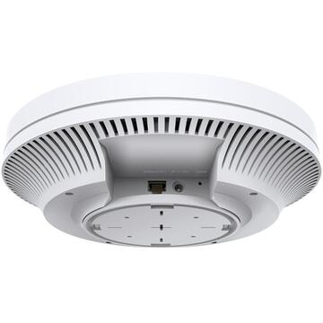 TP-Link EAP610-Outdoor AX1800 Indoor/Outdoor WiFi 6 Access Point, 802.3at POE and 12V DC, 4×Internal Antennas