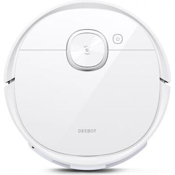 Fierbator ECOVACS Deebot T9 white Vacuuming and Mopping Robot